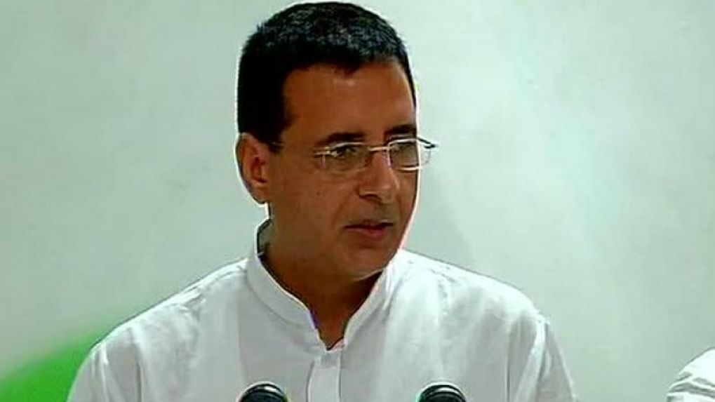 Gujarat government's hands stained with farmers' blood: Congress