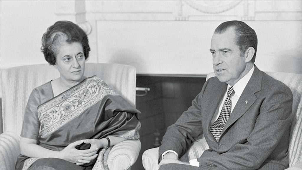 1971: When Indira Gandhi outwitted Nixon