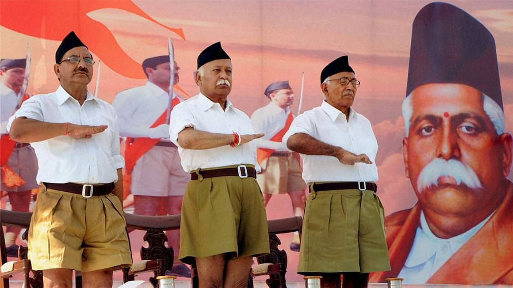 What's behind RSS' newfound love for its erstwhile nemesis Sardar Patel