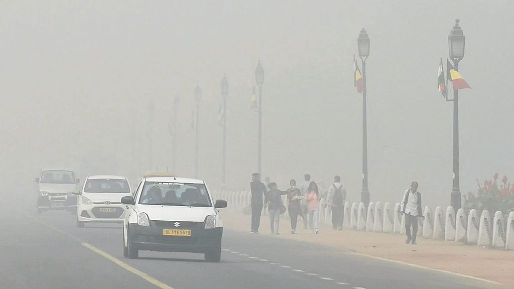 Signs of smoggy times