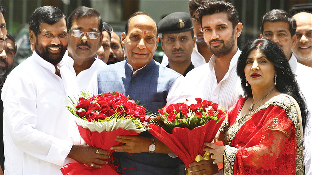 The importance of being Ram Vilas Paswan
