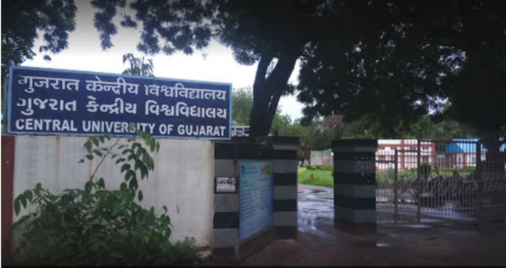 Photo courtesy: Gujarat Central University website