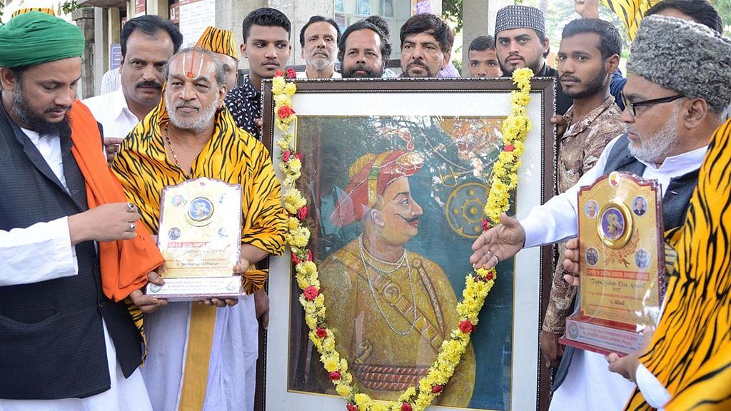 Tight security across Karnataka for Tipu festival