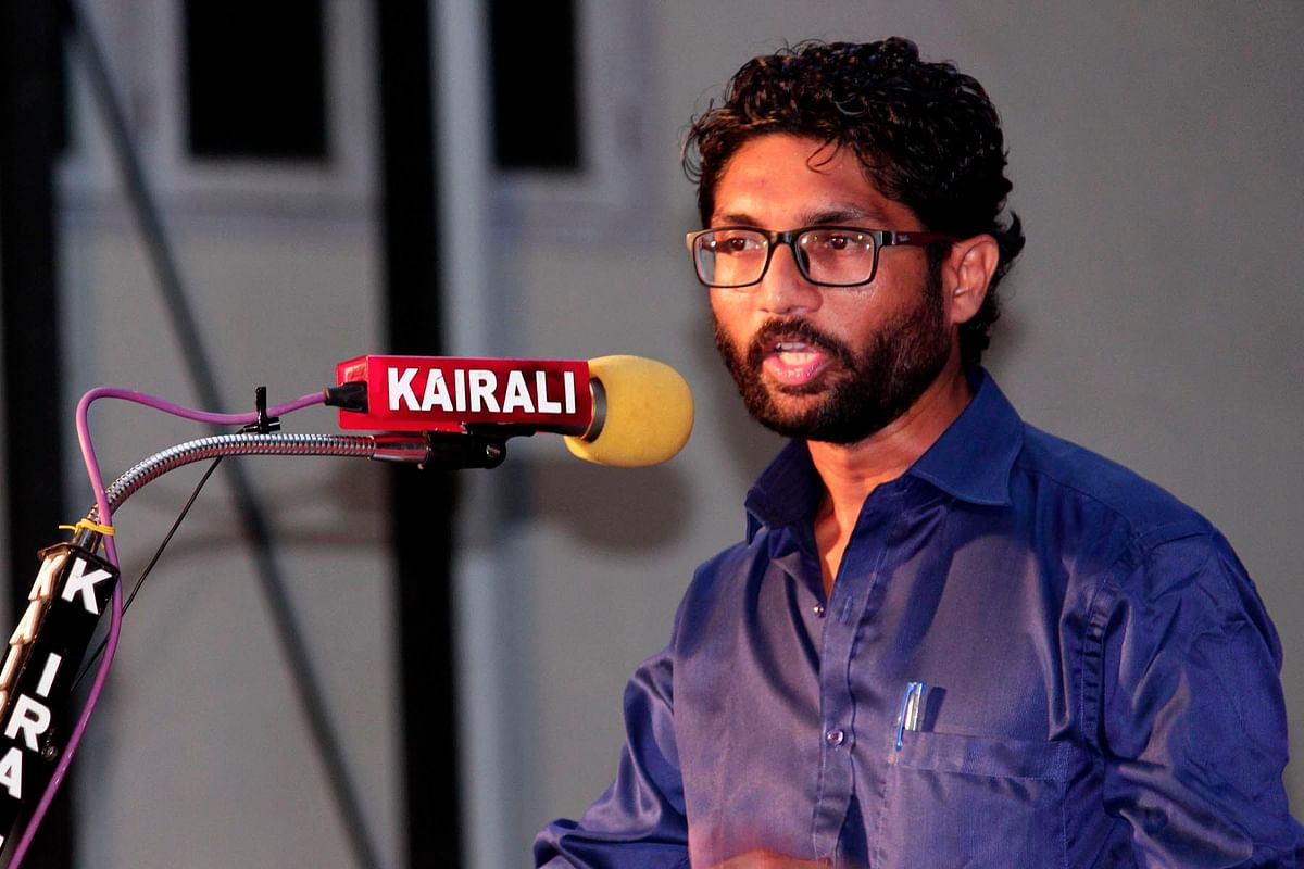 Non-bailable warrant issued against Jignesh Mevani