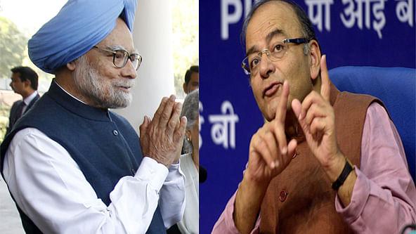 Manmohan Singh vs Arun Jaitley: War of words on demonetisation
