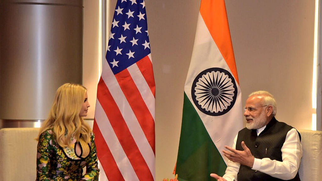 PM Modi rolls out red carpet for American 'shehzadi'