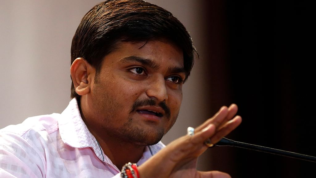 Hardik Patel signals support to Congress in Gujarat