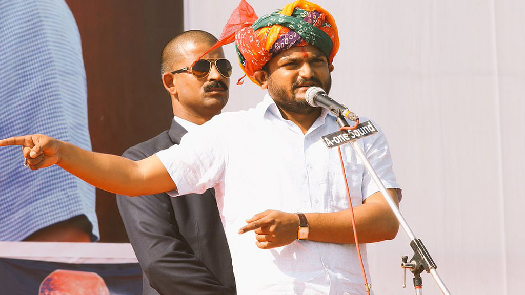 BJP set to initiate legal action against Hardik Patel?