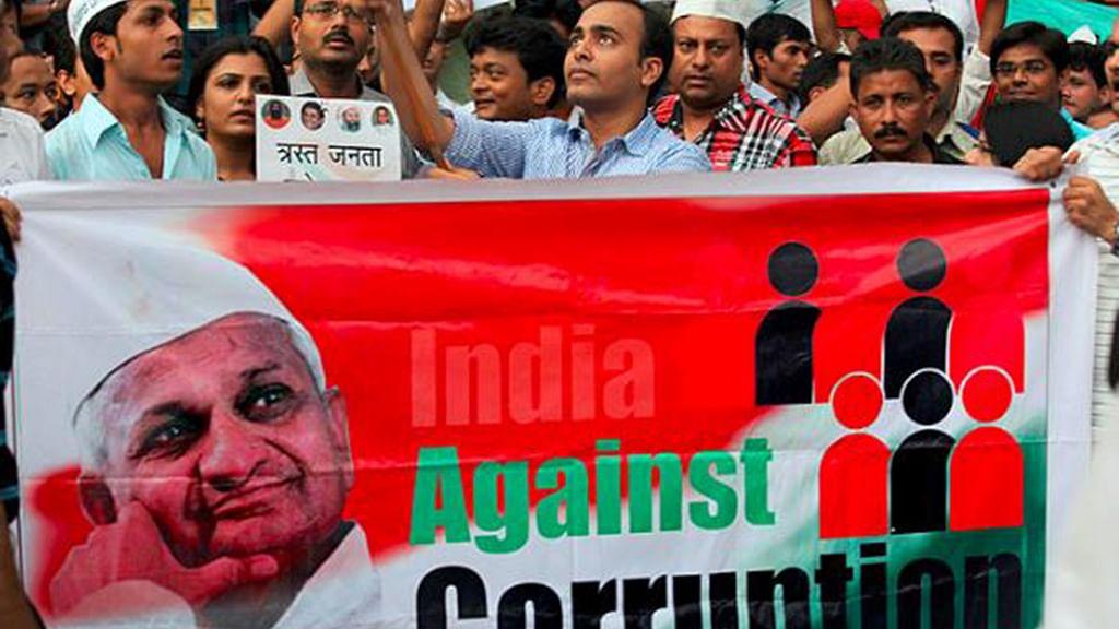 Anna movement against 2G was a political scam