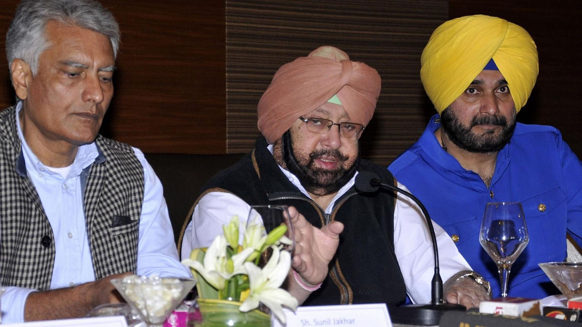 Punjab CM blames poor funds, no Centre support for not extending debt waiver scheme