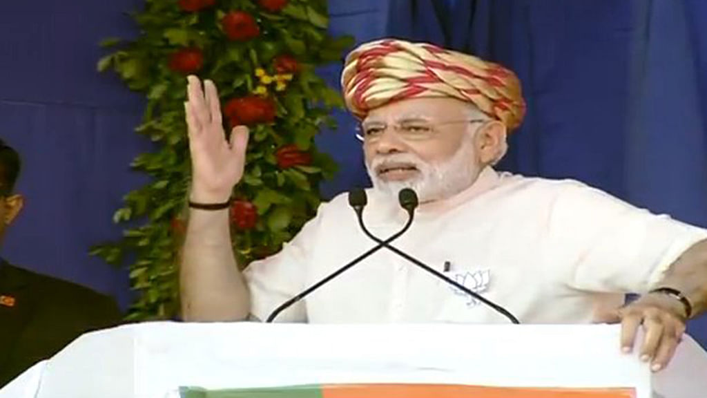 PM Modi violates poll code: public apology demanded