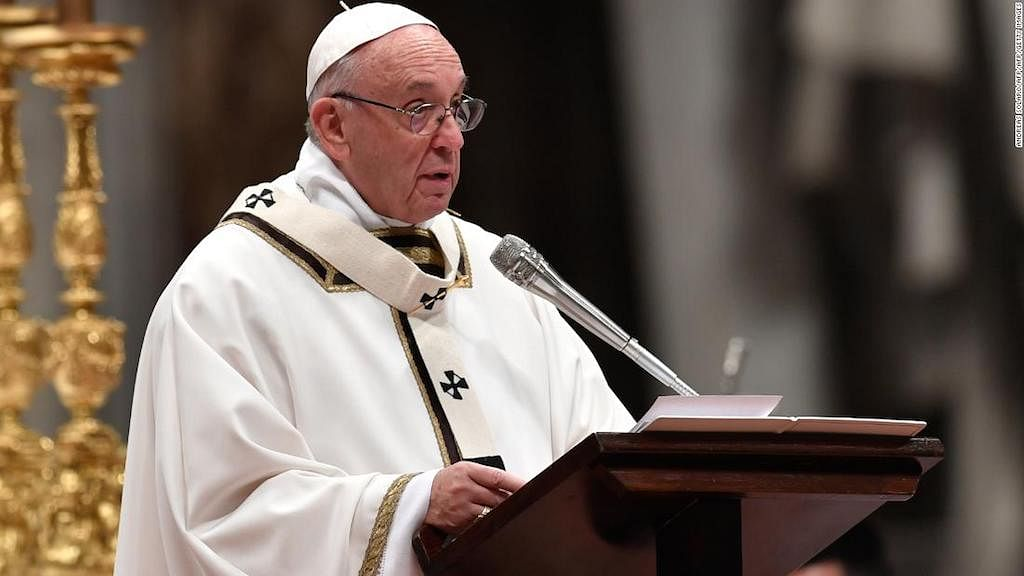 Full text: Pope Francis speaks up for refugees