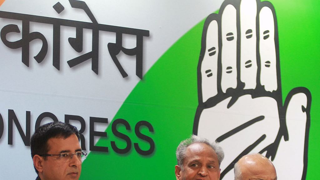 The issue-based campaign we ran in Gujarat will reap electoral rewards in coming days: Ashok Gehlot