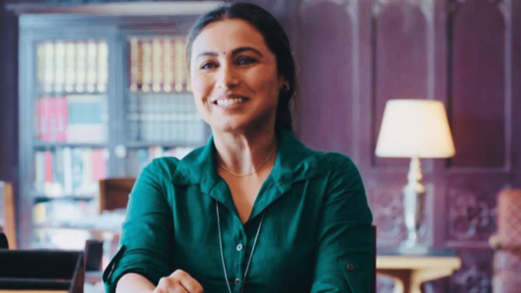 Rani Mukherji comes back with 'Hichki'