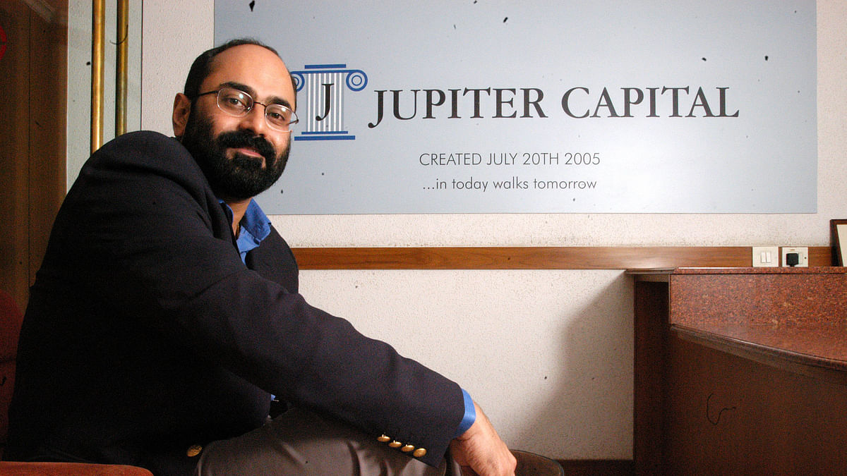 Rajeev Chandrasekhar's resort encroached on government land, official records show