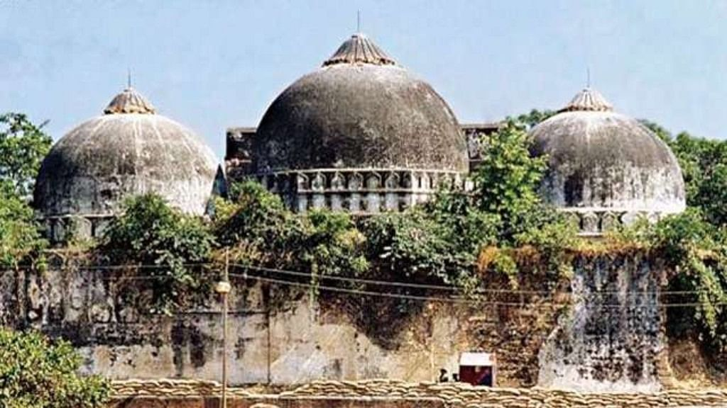 Babri Masjid demolition case: Special judge seeks 6 months' time from SC to conclude trial