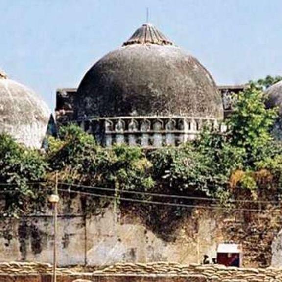 Ram Janmabhoomi-Babri Masjid (social media)