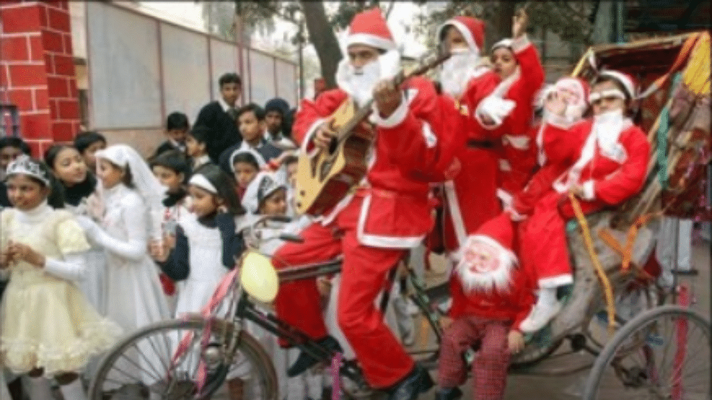 Another warning against involving Hindu students in Christmas