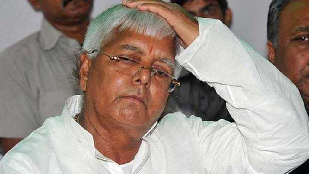 Lalu Prasad Yadav to  get bail in October? His lawyer says, yes