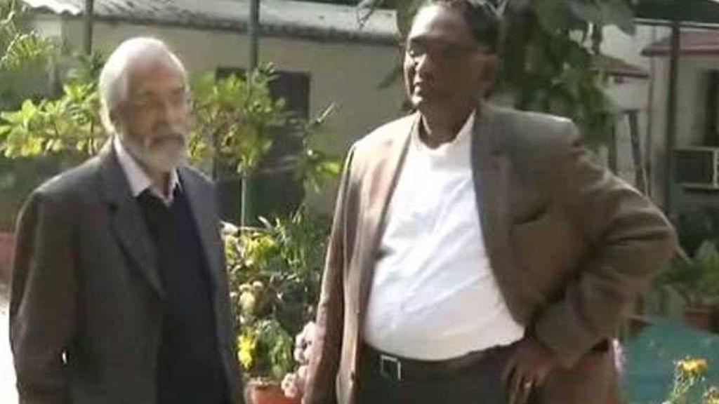 BCI delegation meets Justice Chelameswar