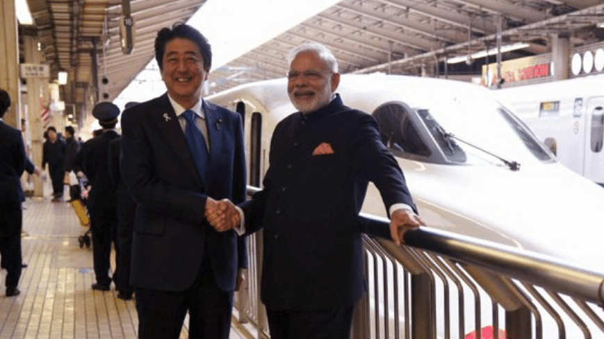 Amid Modi's 'Make in India' call, Japanese firms grab contracts of Bullet train project