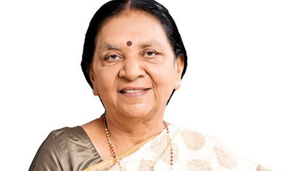 Appointment of Anandiben  as MP governor to keep her away from Gujarat politics?