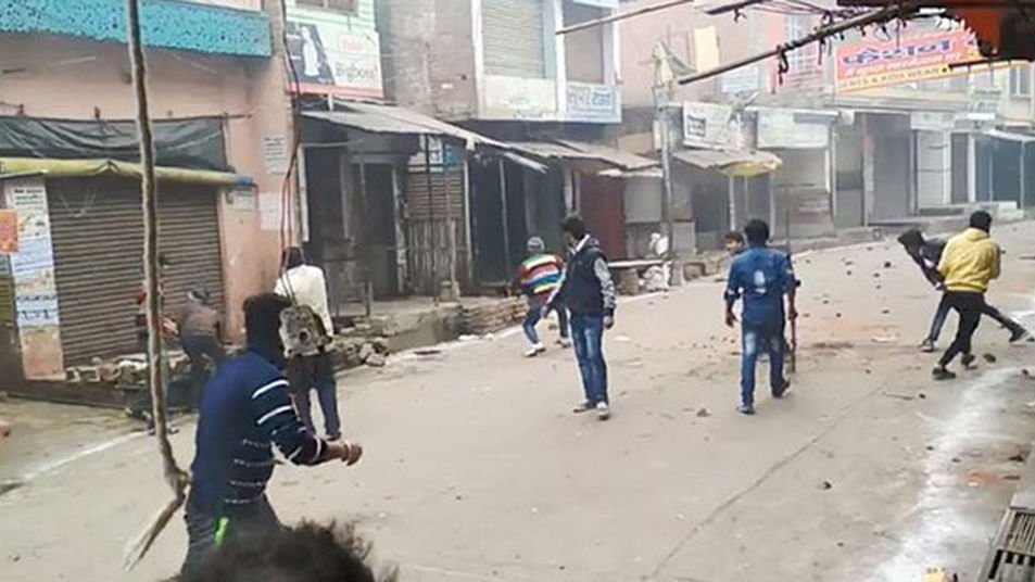 Kasganj remains tense after 1 person was killed in violence during Tiranga Yatra