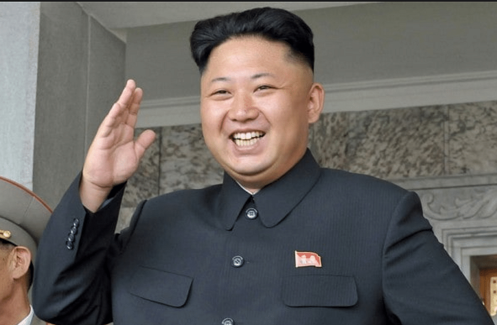 Nuclear button always on my desk, says Kim