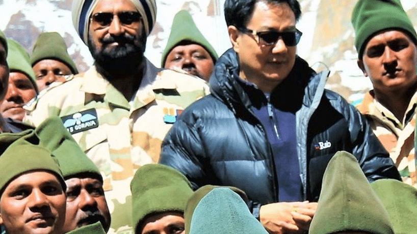 Poll boycott no solution to Naga issue: Rijiju