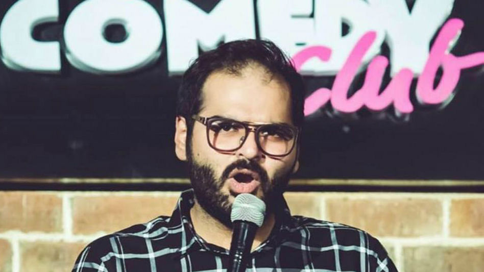Taking offence now a national sport, jokes need not be defended, says Kunal Kamra in reply to SC
