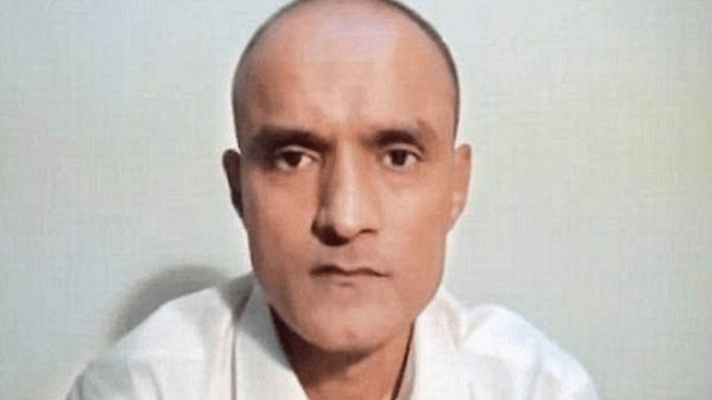 Kulbhushan Jadhav (Photo courtesy: Twitter)