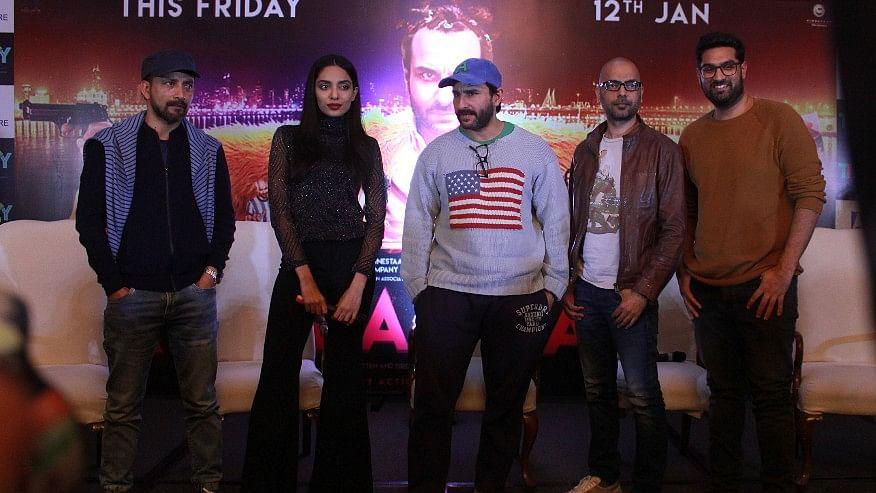 Kaalakandi: Saif's black comedy gets mixed reactions