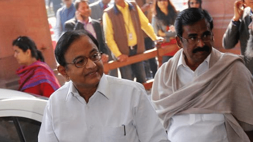 If selling 'pakodas' is a job, so is begging: P Chidambaram