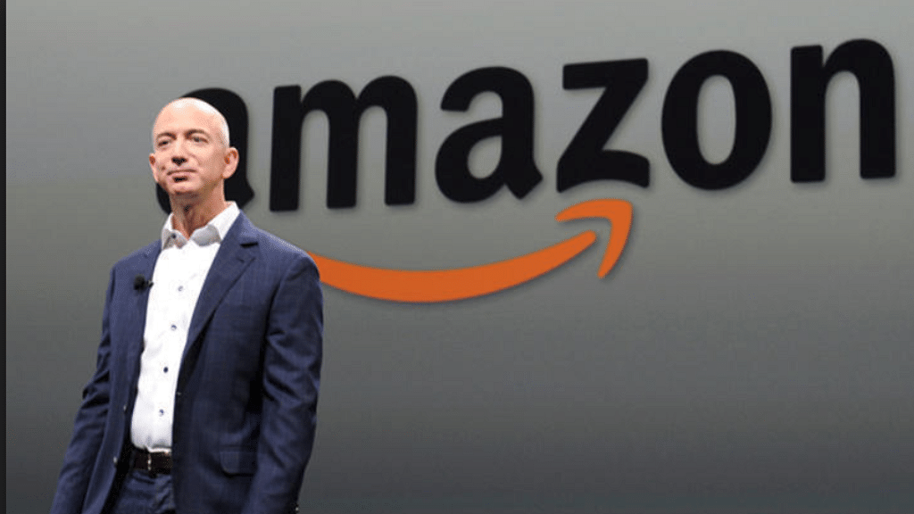 Investors flock to Amazon, Jeff Bezos richer by $6.5 bn in a day