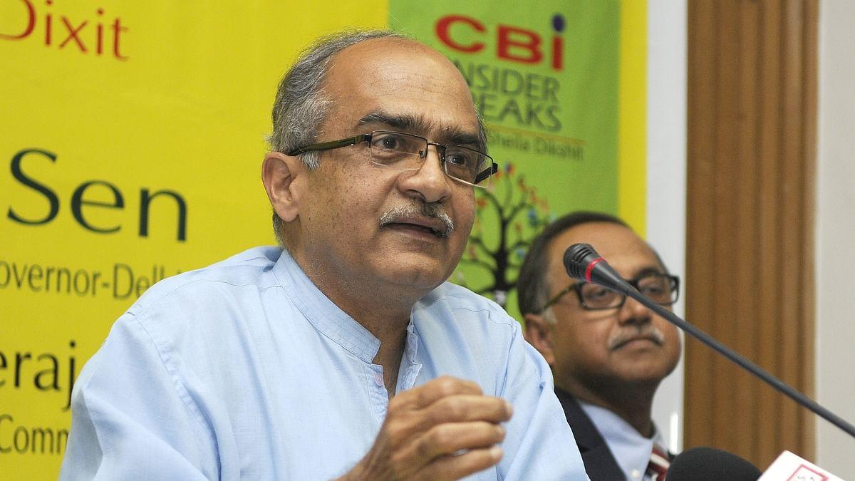 Prashant Bhushan: Crony capitalists may run away with all the banks' money