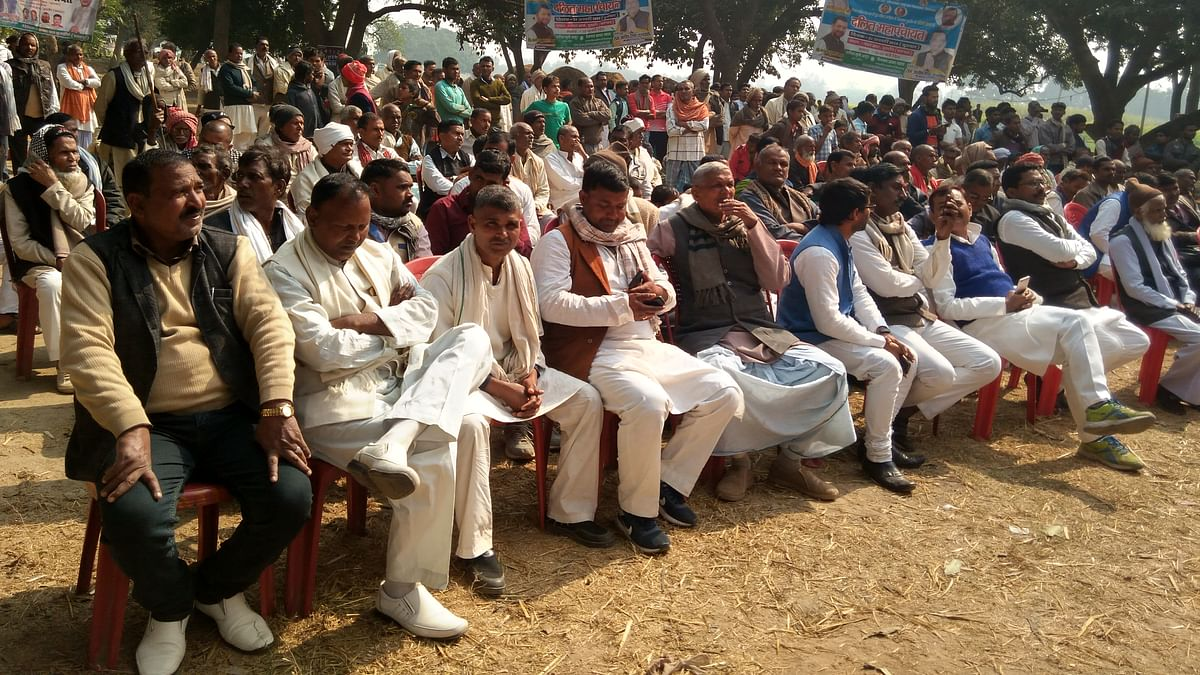 The stone pelting incident  may spell the end of Nitish's appeal—ground report from Nandan, Bihar
