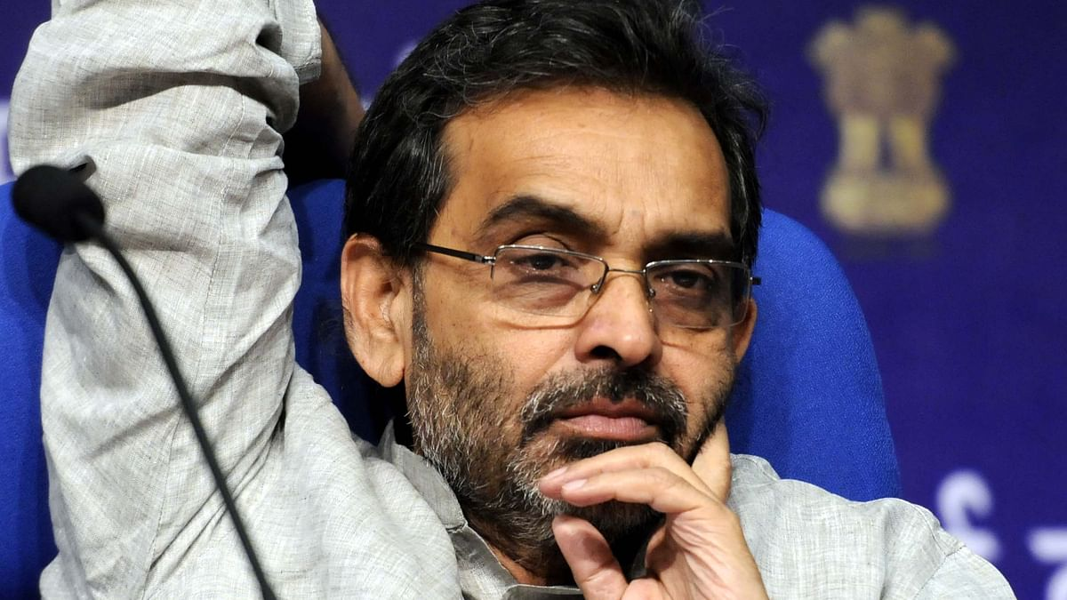Will Upendra Kushwaha follow Jitan Ram Manjhi out of NDA?