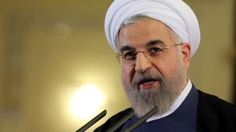 India living example of co-existence: Iranian President