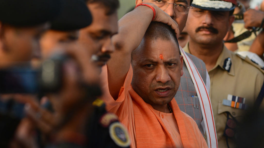 Yogi's rule is far from 'Ram Rajya'