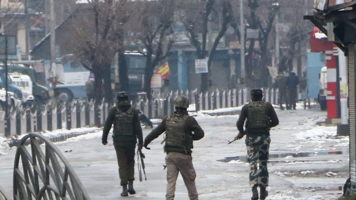 Three militants killed in Kashmir gunfight