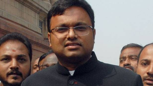SC releases Rs 10 crore deposited by Karti Chidambaram as security for permission to travel abroad
