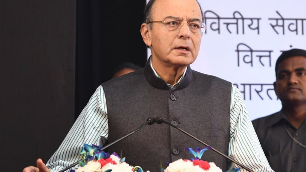 Equity indices downfall not attributable to LTCG tax: Jaitley