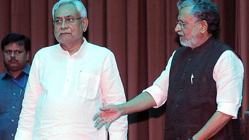 Take a seat, says BJP to junior ally Nitish Kumar
