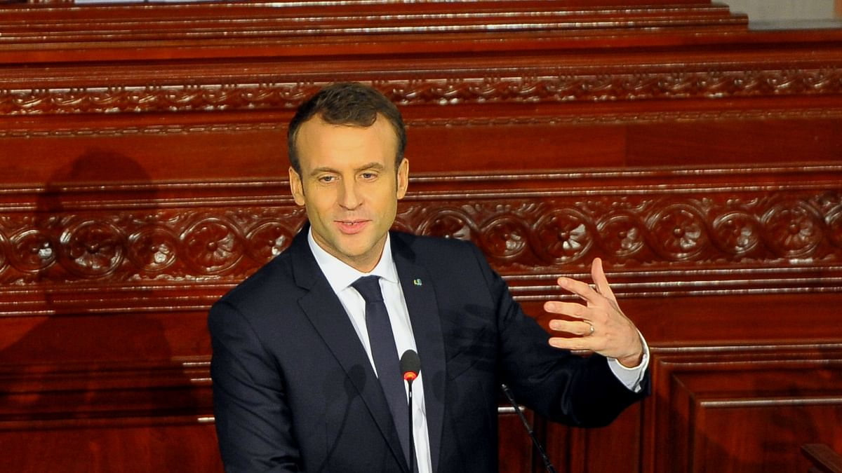 France threatens Syria strikes if chemical attacks proven