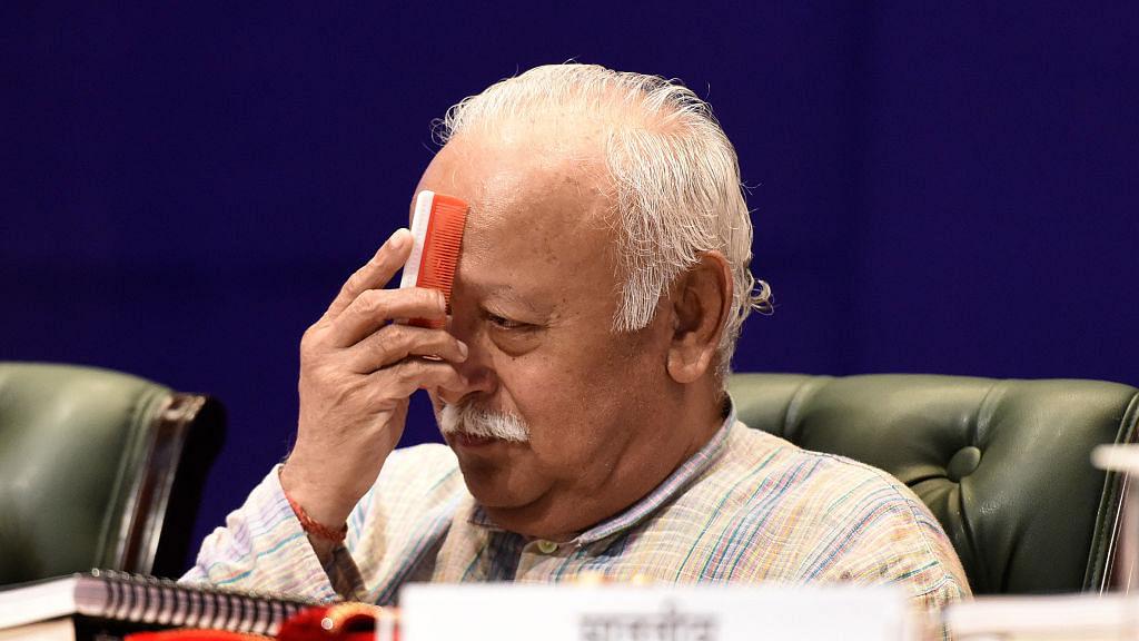Bhagwat's quota comment creates unease in BJP