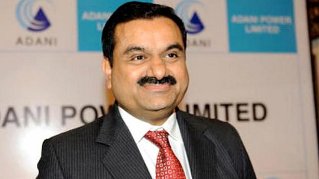 Dave's letter to CJI: Adani Group cases listed incorrectly
