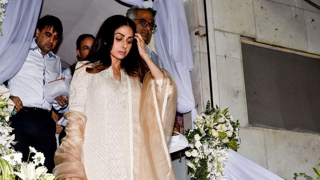 Actress Sridevi, 54, dies of cardiac arrest; Tributes flood Twitter