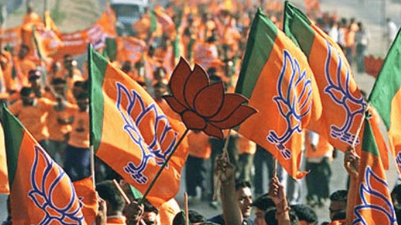 BJP, NDPP enter into seat-sharing deal for Nagaland polls