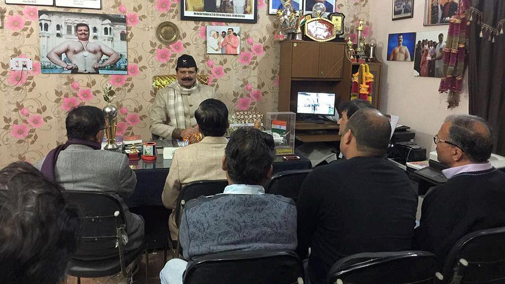 Disgruntled Uttarakhand BJP MLA Kunwar Pranav Singh 'Champion' gets show cause notice