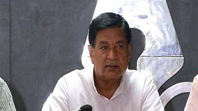 Threat to Amit Shah's Jind rally was planned by BJP, says BJP MP Rajkumar Saini